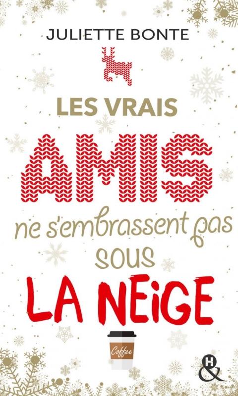 Couverture Because of you / Les vrais amis ne s'embrassent pas sous la neige