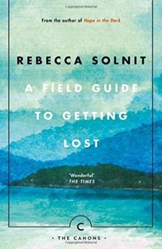 Couverture A Field Guide to Getting Lost