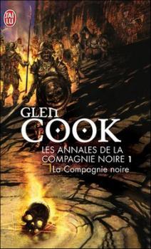 Couverture Les annales de la Compagnie noire, tome 01 : La Compagnie noire
