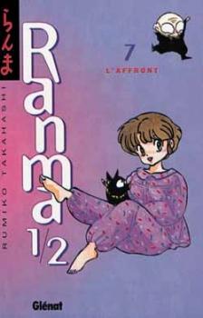 Couverture Ranma ½, tome 7 : l'affront de Rumiko Takahashi