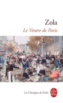 Couverture Le ventre de Paris