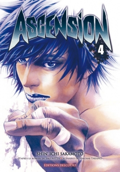 Couverture Ascension, tome 04