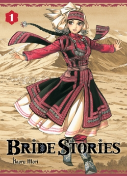 Couverture Bride Stories, tome 1