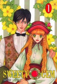 Couverture Sweety Gem, tome 1