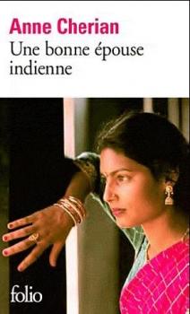Couverture d'Une bonne épouse indienne d'Anne Cherian
