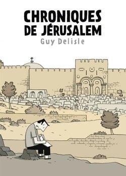 Couverture Chroniques de Jérusalem