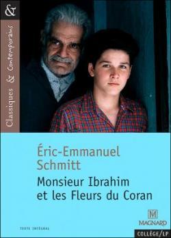 Couverture Monsieur Ibrahim et les fleurs du Coran