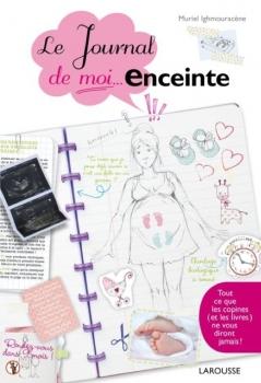 Couverture Le Journal de moi... enceinte