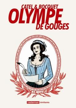 Couverture Olympe de Gouges de José-Louis Bocquet et Catel