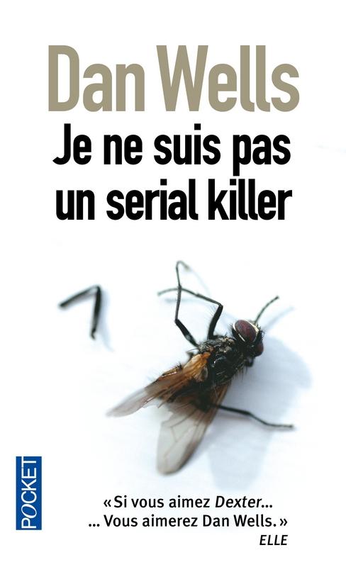 Couverture Je ne suis pas un serial killer