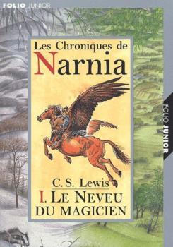 Couverture Les Chroniques de Narnia, tome 1 : Le Neveu du magicien