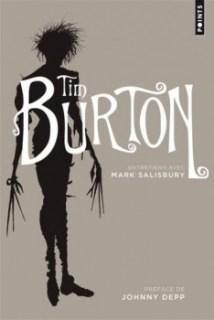 Couverture Tim Burton : Entretiens avec Mark Salisbury