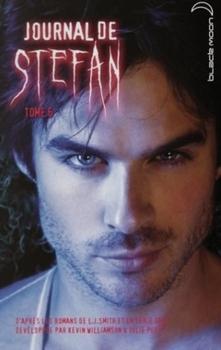 Couverture Journal de Stefan, tome 6 : Manipulés