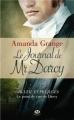 Couverture Le journal de Mr Darcy Editions Milady (Pemberley) 2012