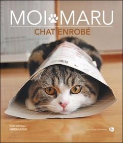 Couverture Moi Maru Chat Enrobé