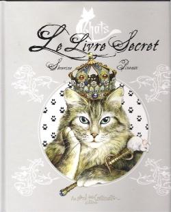 Couverture Chats : Le livre secret