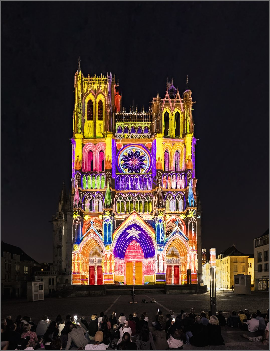 cathedral of amiens france