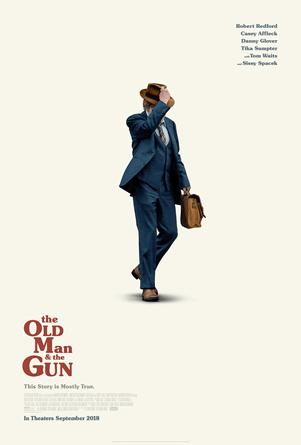 【有雷影評】《老人與槍》有人靠犯罪生存,而他靠犯罪生活