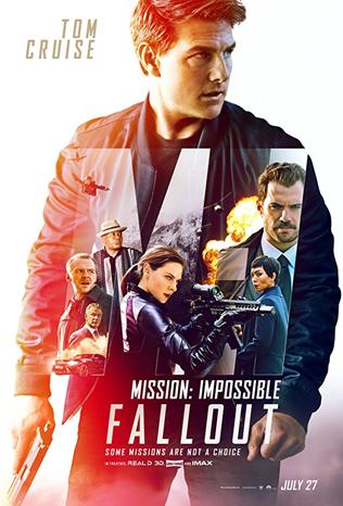 【無雷影評】《不可能的任務6:全面瓦解》諜報動作電影教科書