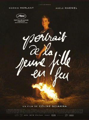 【影評】《燃燒女子的畫像》深刻烙印在心底的容貌