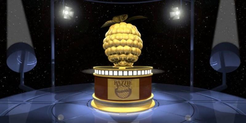 【獎項】2020第40屆金酸莓獎-入圍得獎名單