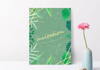 birthday invitation banner background