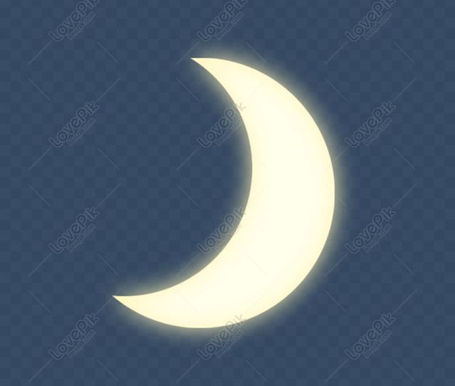 Bulan Sabit Png Grafik Gambar Unduh Gratis Lovepik