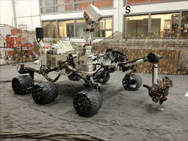 JPL releases plans for buildyourown Mars rover