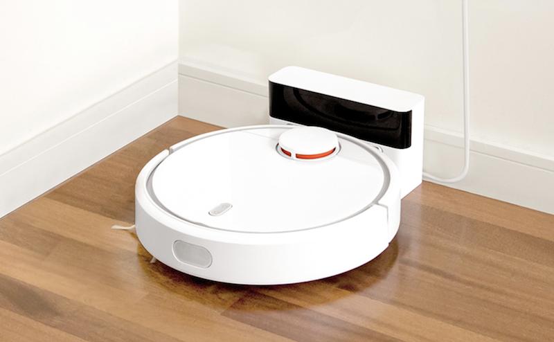 正式進軍生活家電?小米推出首款掃地機器人!   自由電子報 3C科技
