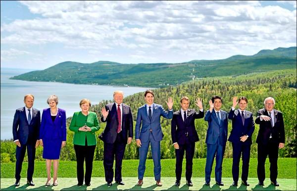 話不投機 G7恐不發公報 | 自由財經