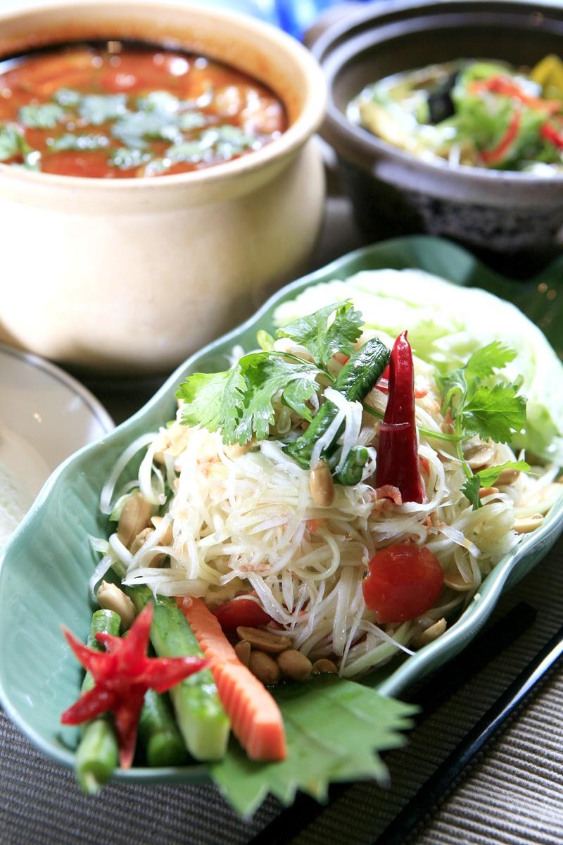 泰式涼拌木瓜絲 - 食譜自由配 - 自由電子報