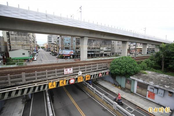 臺中鐵路高架化後 24處地下道將填平 - 生活 - 自由時報電子報