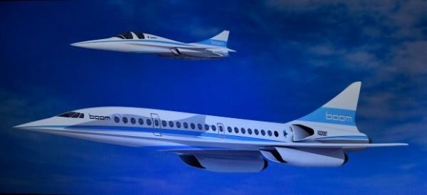 東京飛舊金山只要5小時 日航投資Boom超音速客機 - 國際 - 自由時報電子報