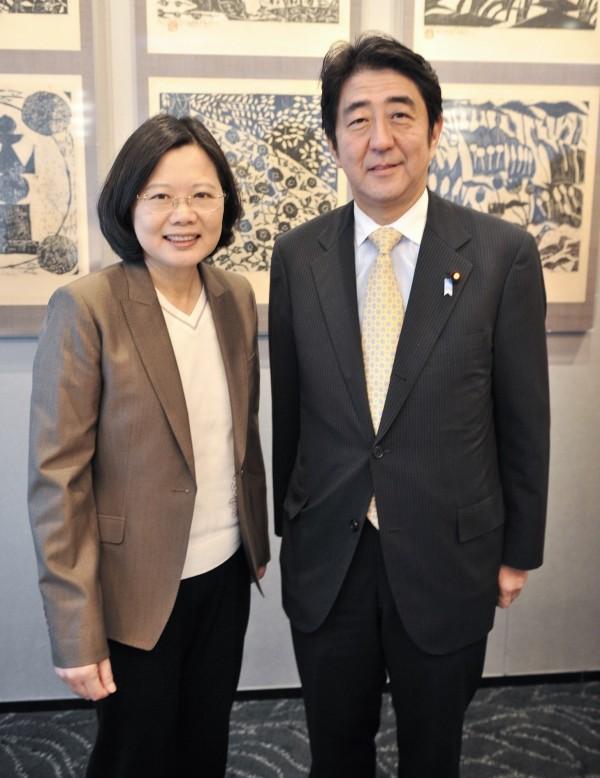 蔡英文幕僚情蒐中共19大 傳走訪日本安倍官邸 - 政治 - 自由時報電子報