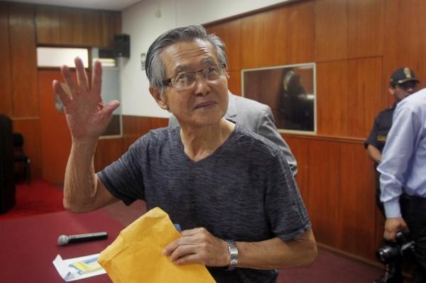 祕魯總統宣布 特赦貪汙入獄的前總統藤森 - 國際 - 自由時報電子報