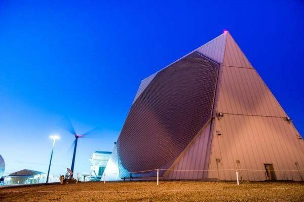 新竹樂山「鋪路爪」雷達將升級! 美軍通過合約 - 政治 - 自由時報電子報