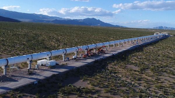 美國將打造真空超級高鐵 跑得比客機還快 - 國際 - 自由時報電子報