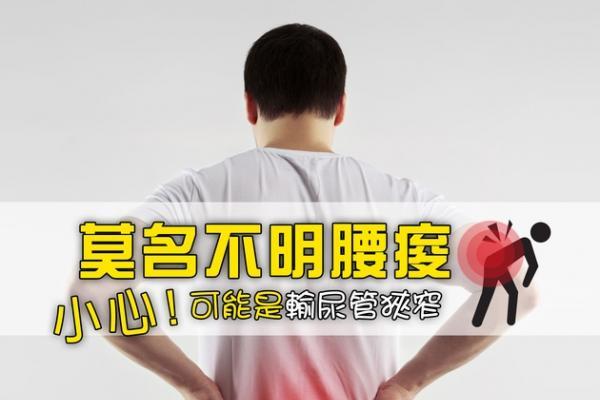 三不五時腰痠 小心!可能是輸尿管狹窄 - 熱門新訊 - 自由電子報