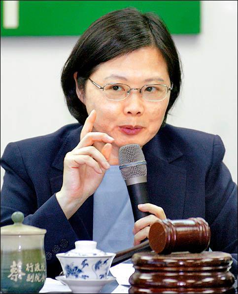 蔡英文:馬上臺 臺灣主權陷掏空危機 - 焦點 - 自由時報電子報