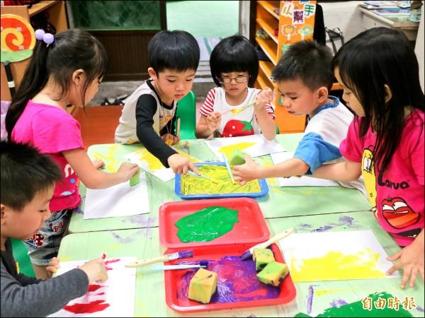 5歲幼兒免學費補助 申請至18日 - 地方 - 自由時報電子報