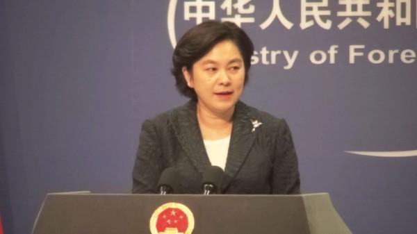記者提「蔡英文總統」 中國外交部發言人聽到崩潰 - 國際 - 自由時報電子報