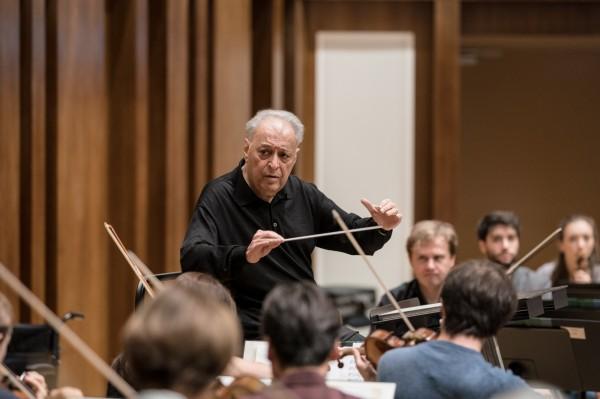 祖賓•梅塔指揮巴伐利亞廣播交響樂團 今晚臺中歌劇院登場 - 生活 - 自由時報電子報