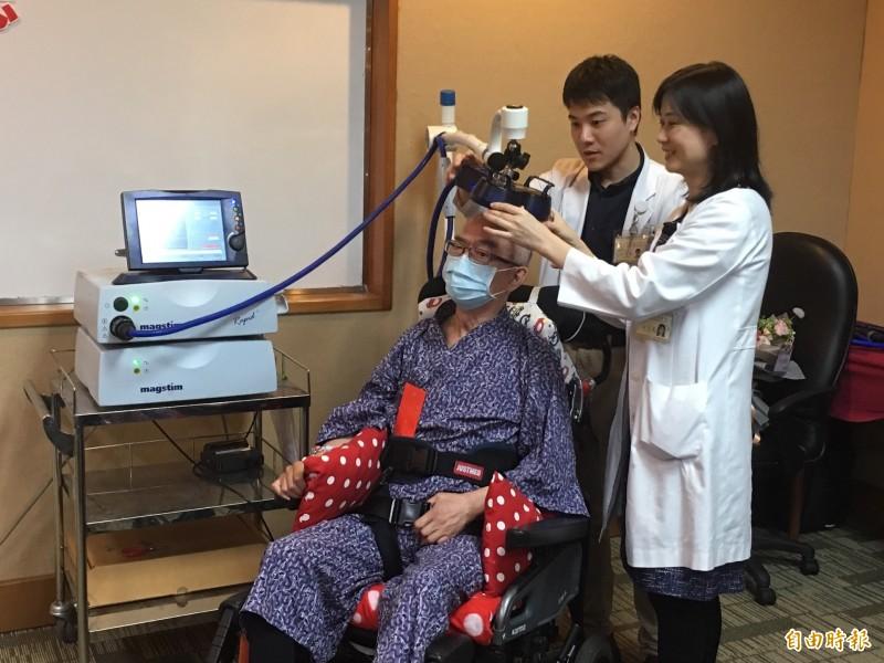 醫病》3度中風從癱瘓到恢復說話可行走 磁刺激治療建功 - 生活 - 自由時報電子報