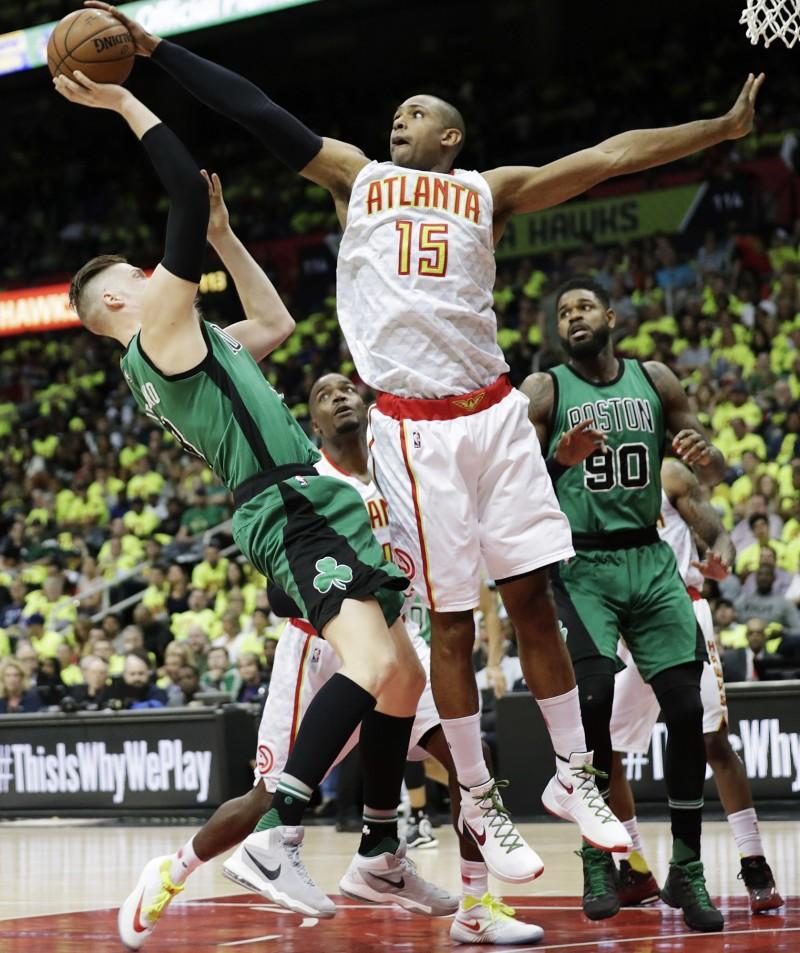 NBA》塞爾提克末節反撲驚人 老鷹1分險勝 - 自由體育