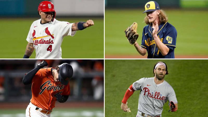 MLB》國聯季後賽4搶2超競爭 紅雀有機會加班打雙重賽 - 自由體育
