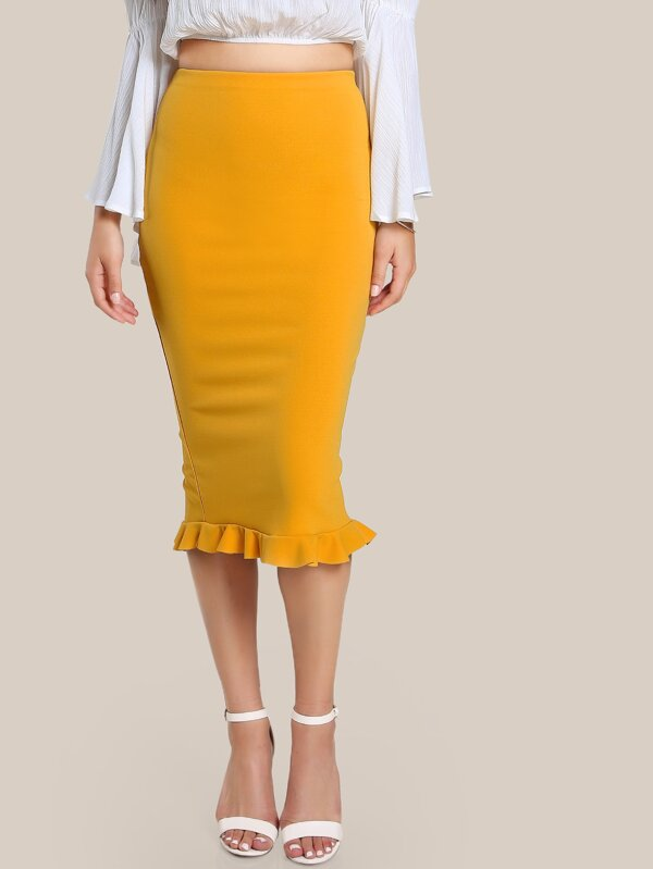 14994236638578555531 thumbnail 600x - How to wear: Pencil Skirts