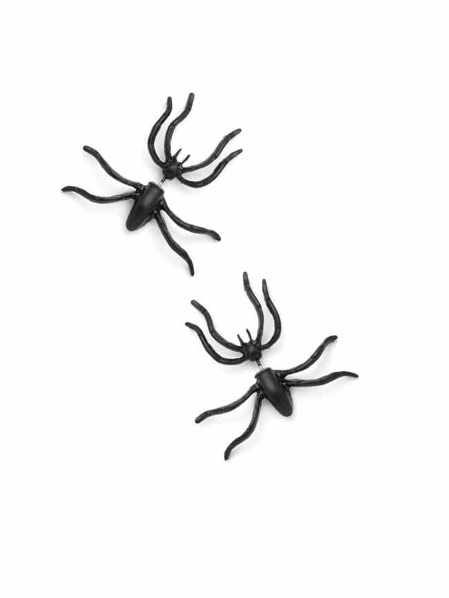 SheIn Spider Design Stud Earrings
