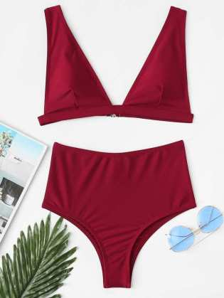96d117db25 These websites sell the cutest high waisted bikini sets and bottoms!
