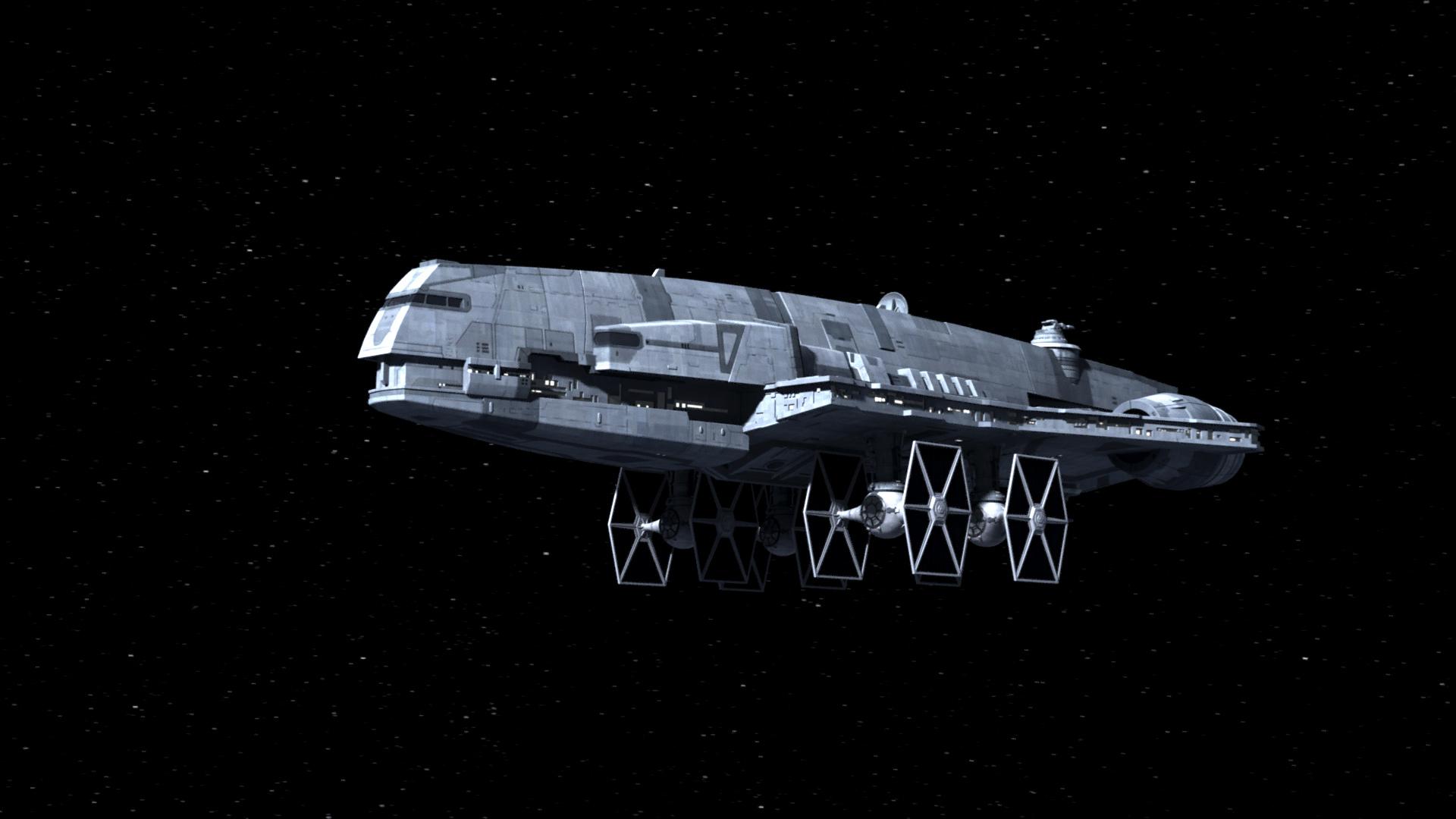 Imperial Gozanti Class Cruiser