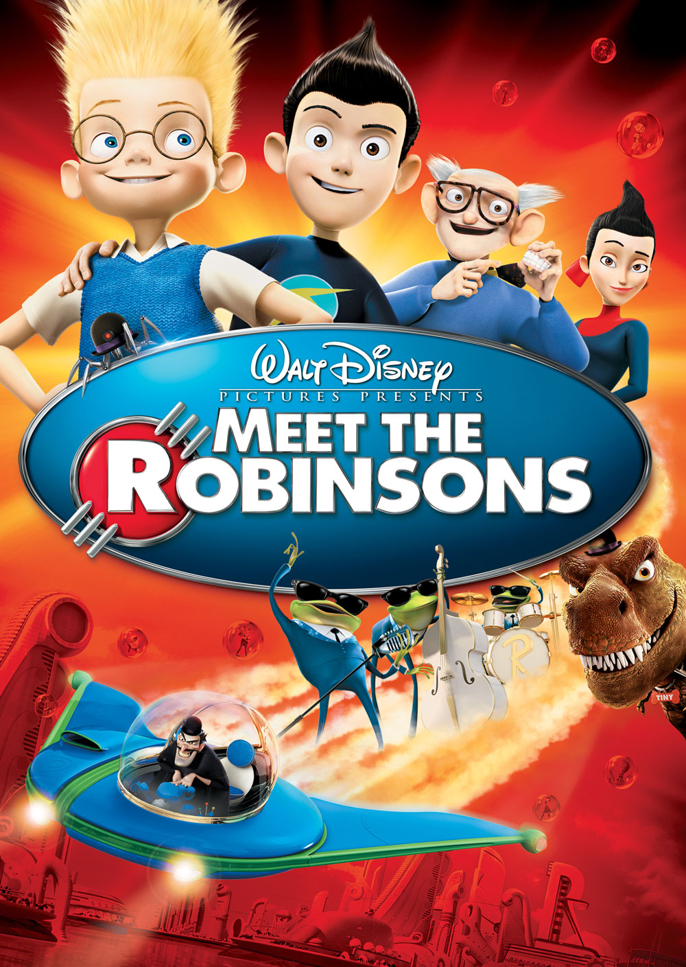 Image result for meet the robinsons disney